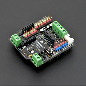 Gravity RS485 입출력 쉴드 / Gravity: RS485 IO Expansion Shield for Arduino